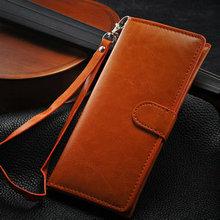 bolsa de couro da moda para htc um mini