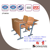 lecture furniture school table and chairs
