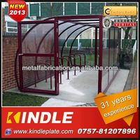 KINDLE Custom bike parking rack Manufacturer from Guangdong with 31 years experience