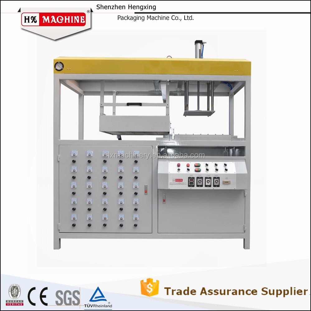 plastic vacuum moulding machine