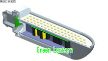 smd 5630 g23 g24 11w led PL lamp with CE
