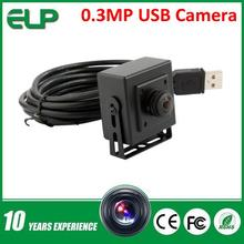 VGA 0.3mp cmos 60FPS webcam wide angle mini usb 2.0 pc camera for android
