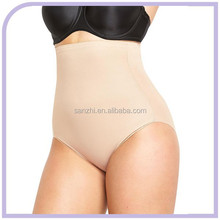 Lady Perfect Butt Lifter Panty Firm Compression Waist Cincher High Body Shaper Thong