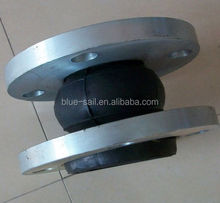High Quality Flange Connection Rubber Expansion Joint , Rubber Flexible Joint