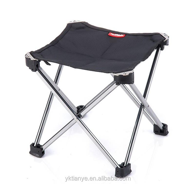en plein air ultra l ger portable pliant tabouret pliant camp chaise chaise de loisirs petit. Black Bedroom Furniture Sets. Home Design Ideas