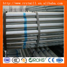 22.2mm galvanized pipe hot dip galvanized steel pipe trading