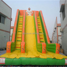 superman inflatable slide , NO.1287 best sell fire truck inflatable slide