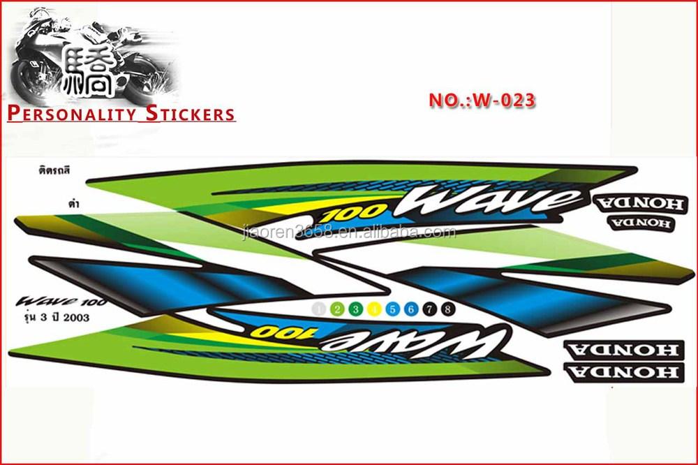 sticker design for motorcycle honda wwwimgkidcom the