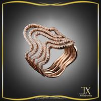 expandable decorative strange ring