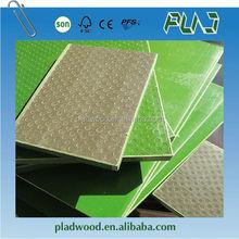 brown colour phenolic film faced plywood, concrete construction plywood 15mm, jordan marine plywood