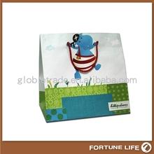 Factory OEM art/kraft Customized Paper Bag REB-PB1064 alibaba supplier