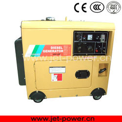 2.5kva Air-cooled silent type Diesel Generator Engine by KM178F