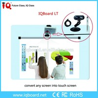 IQBoard LT interactive portable multimedia projector for classroom & office