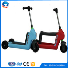 2015 China factory direct cheap price three wheel skate scooter for kids