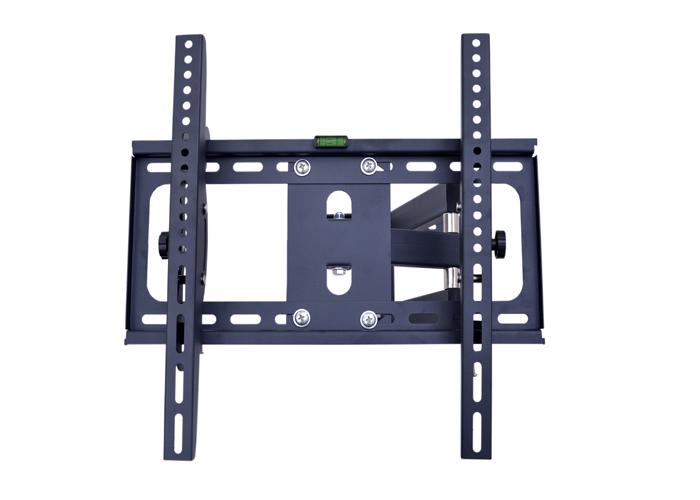 Wholesale 26 55 single arm swivel tilt up and down tv for Tv wall mount tilt down