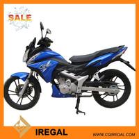 sport motorbike blue 150cc made in china