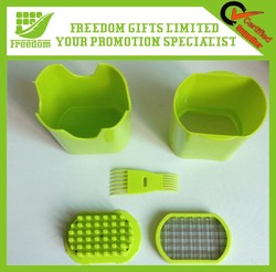 Promotional Custom Logo Plastic Potato Chips Cutter
