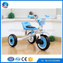 2015 selling best cheap children baby tricycle,new design tricycle with light and music for children