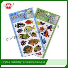 Self adhesive Home Decoration Order Custom Stickers