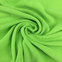 100% Polyester Custom Thick Polar Fleece Fabric with High Pile