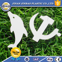 Sign white pvc foam sheet for outdoor use