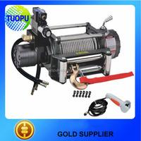 Marine supplier small used hydraulic winch