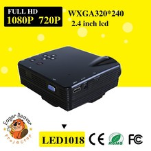 Portable LED Data Show Video Home Theater Projector