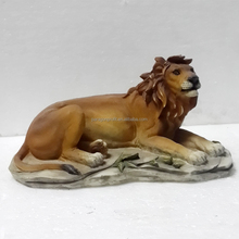 Home/Garden decorative polyresin lion statue