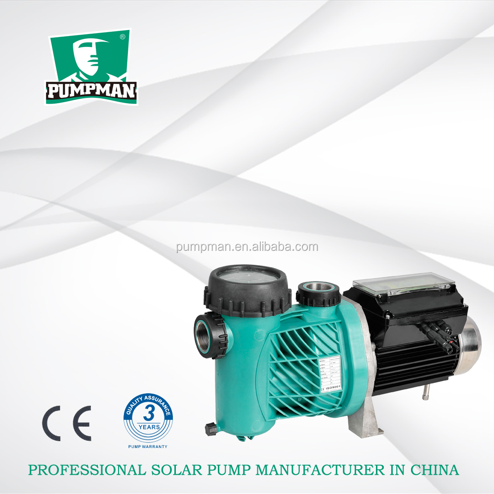 Tssp Dc Brushless Motor Solar Swimming Pool Pump