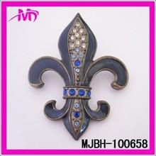 Wholesale rhinestone brooch for wedding bridal MJBH-100658