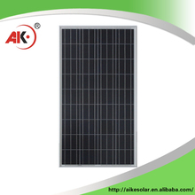 Hot china products wholesale 100W solar panel photovoltaic