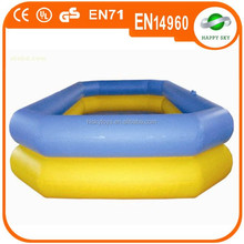 Best product! 0.9mm PVC inflatable spa pool/used swimming pool slide/fiberglass swimming pool slide