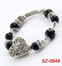 SZ-0948 Latest product top quality bracelet made in thailand for 2015