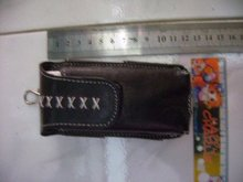 Leather Wallet Mobile Phone Case