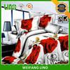 king bed in a bag sets/guitar bedding sets/cheap king size bedroom sets