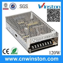 T-120B 120W 5V 11A cheap stylish 120w 24v Triple Output Switching Power Supply with CE