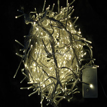 New 5M 100 Bulbs LED String Electric Fairy Lights Christmas Party Wedding