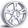 used made in China with high quality 15 inch Aluminium wheel(ZW-HT155045)