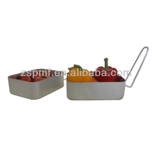 High quality cheapest plastic handle dinner sets