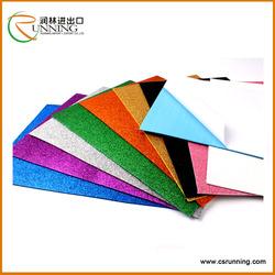 ehylene vinyl acetate sheet/eva foam/printed eva sheet in protective packaging