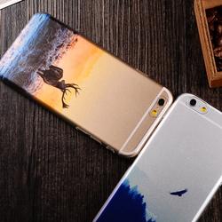manufacturing fashion hard pc custom printed cartoon phone case for zte