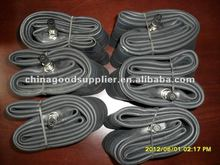 Durable natural rubber motorcycle inner tube 130/90-15
