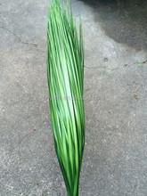 mini artificial onion grass bouquet decorative lake grass bunch new design green grass leaves for decor