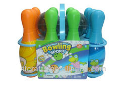 Lowe price sport bowling ball for kid