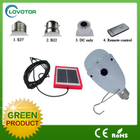 E27 and B22 light base lights and lamps solar emergency light