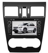 ZESTECH DVD Supplier 2Din Touch screen Car dvd Player for Subaru Forester XV 2013 Dvd Player Gps Navigation System Radio BT
