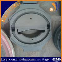 Pipe ram/ Shear ram/ blind ram BOP ram China factory
