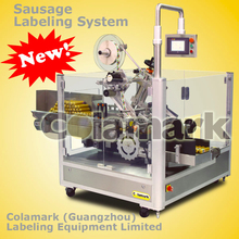 Colamark Sausage Labeling Machine with indexing