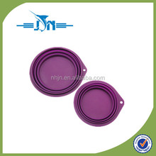 factory direct supply silicone pet bowl
