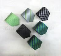 silk tie men's real silk jacquard printing high quality